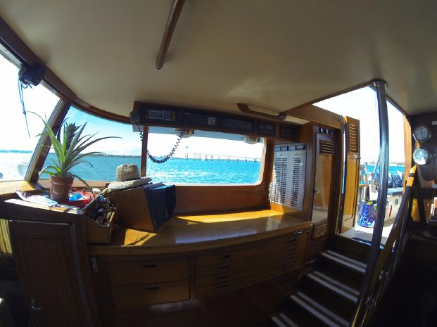1974 Frans Maas Expedition Yacht Buy Brokerage