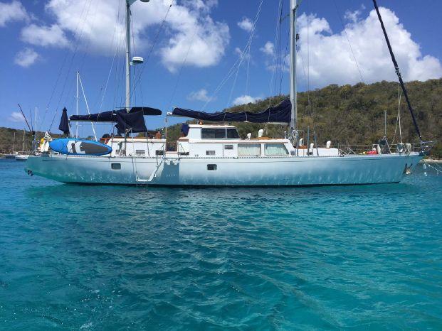 1974 Frans Maas Expedition Yacht Buy BoatsalesListing