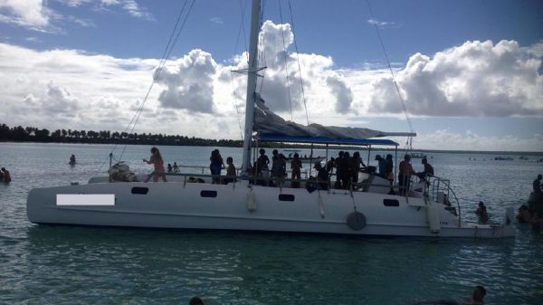 H&H Marine catamaran 50