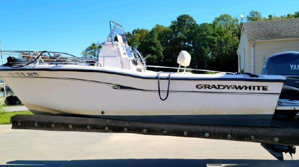 Grady-White 180 Sportsman CC