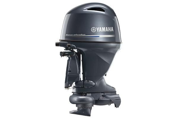 Yamaha Outboards F115 Jet