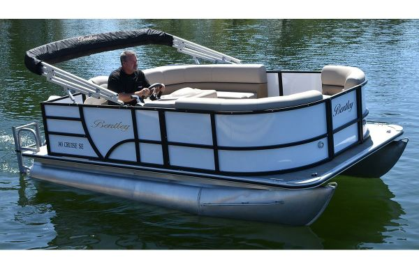 2020 Bentley Pontoons Lil Bentley 140 Cruise