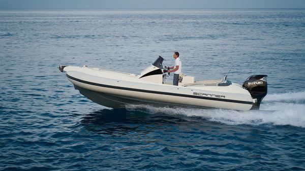 Scanner Envy 770 outboard