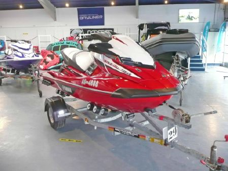 Yamaha Boats FX SVHO Wave Runner image