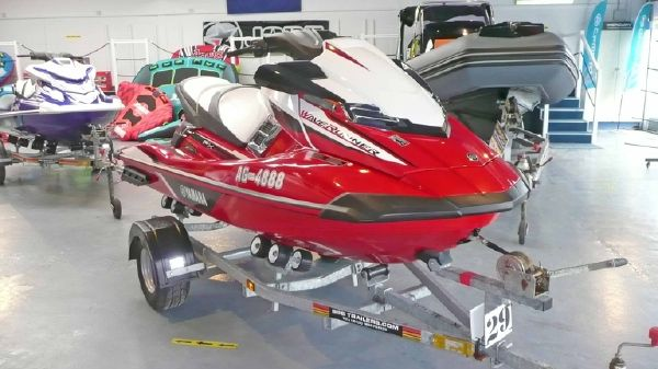 Yamaha Boats FX SVHO Wave Runner
