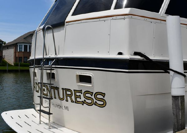 Hatteras 53 Motor Yacht image