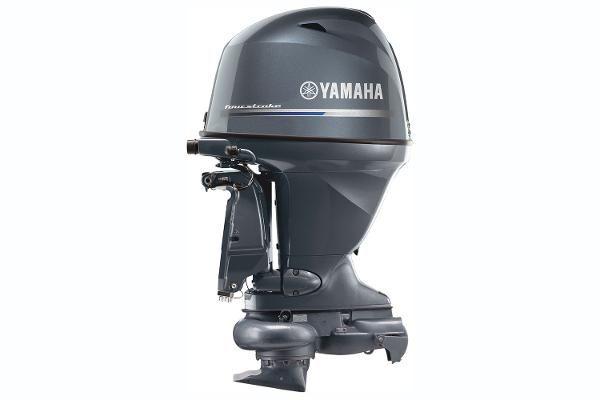 Yamaha Outboards F60 Jet - main image