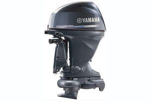 2021 Yamaha Outboards F40 Jet