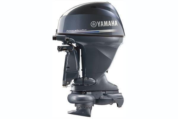 Yamaha Outboards F40 Jet - main image
