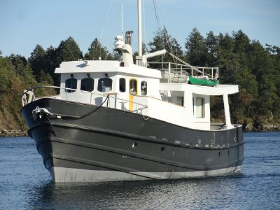 2008 Halmatic<span>Fiberglass Expedition Trawler</span>