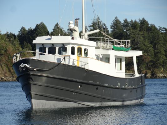 Halmatic GRP Expedition Trawler - main image