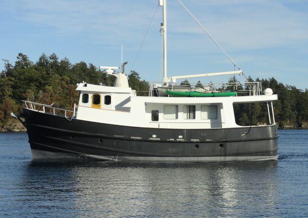 Halmatic Fiberglass Expedition Trawler image