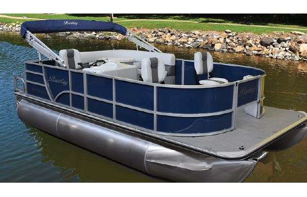 2020 Bentley Pontoons Lil Bentley 140 Fish