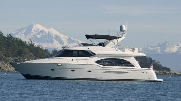 Meridian 580 Pilothouse Motoryacht 58 Meridian Pilothouse in NW Waters