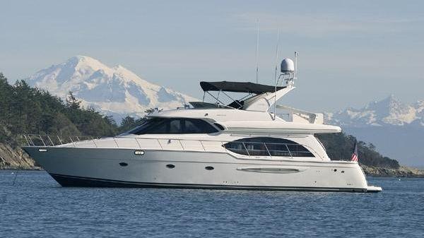 Meridian 580 Pilothouse Motoryacht