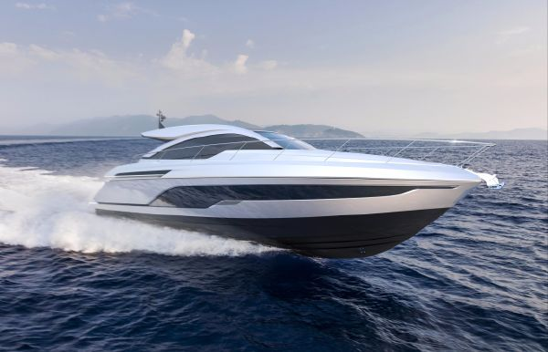 2018 Fairline Targa 43