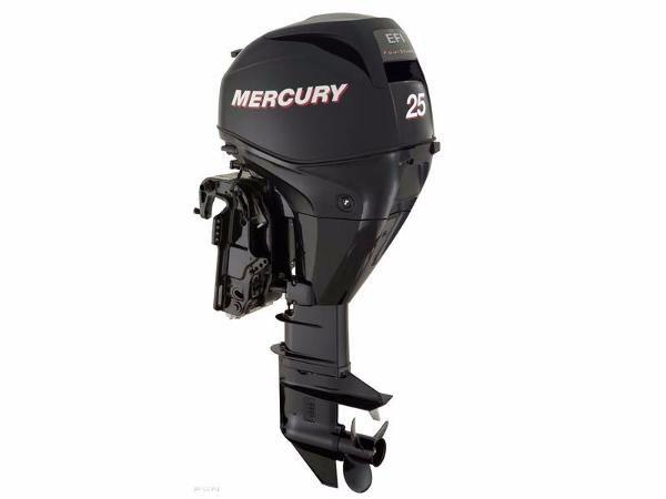 Mercury FourStroke 25 EFI