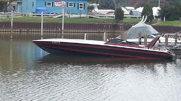 Chris-Craft 390 Stinger