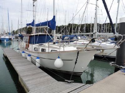 1988 Nauticat<span>33</span>