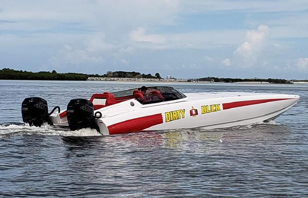 2019 Mystic Powerboats C3800