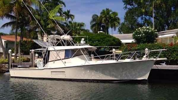 Key West Custom Sportfisherman BIG IRON