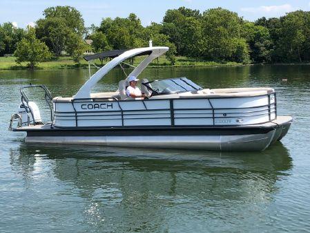 Coach Pontoons 230 DCRF image