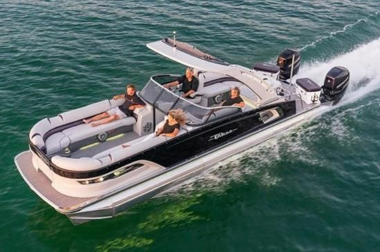 2020 Tahoe Pontoon Grand Tahoe Elite Windshield 25'