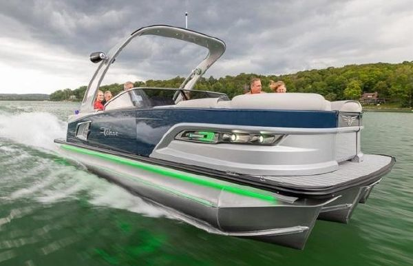 2020 Tahoe Pontoon Grand Tahoe Elite Windshield 27'