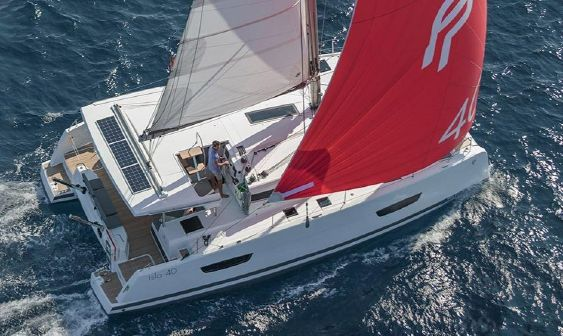 Fountaine Pajot Isla 40 image