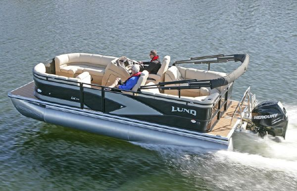 2019 Lund LX220 Pontoon WT DS