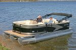 Lund LX220 Pontoon WT DSimage