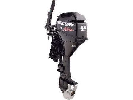 Mercury Fourstroke 9.9 hp ProKicker image