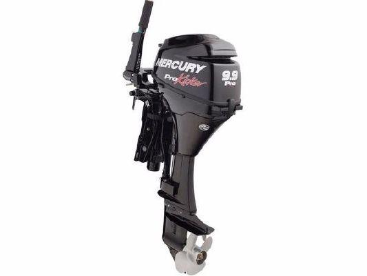 Mercury Fourstroke 9.9 hp ProKicker - main image