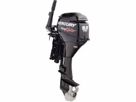 Mercury Fourstroke 9.9 hp ProKicker