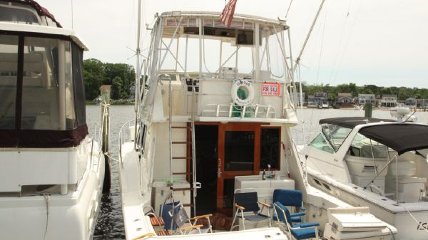 Hatteras 36 Sport Fisherman