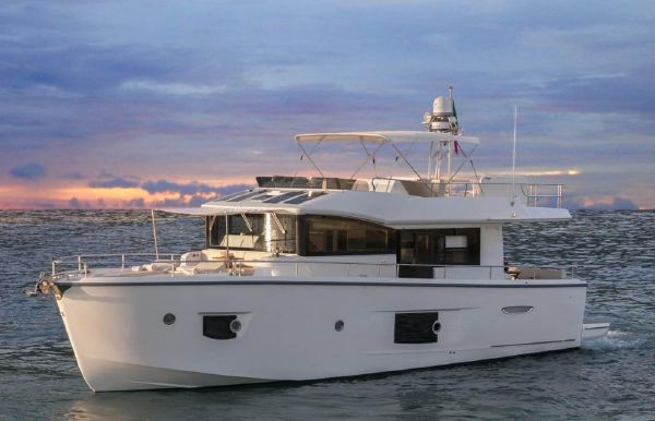 2017 Cranchi Eco Trawler 53 Long Distance