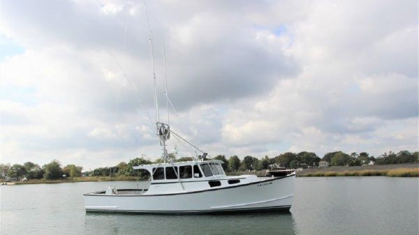 RP Boats 40