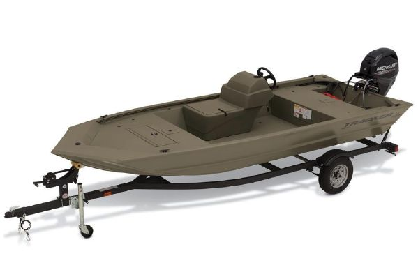 Tracker Grizzly 1648 SC - main image