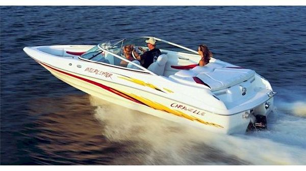 Caravelle Interceptor 232SS Bow Rider Manufacturer Provided Image