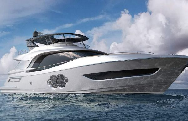 2019 Monte Carlo Yachts MCY 76
