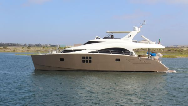 Sunreef Sunreef 70 Power Catamaran