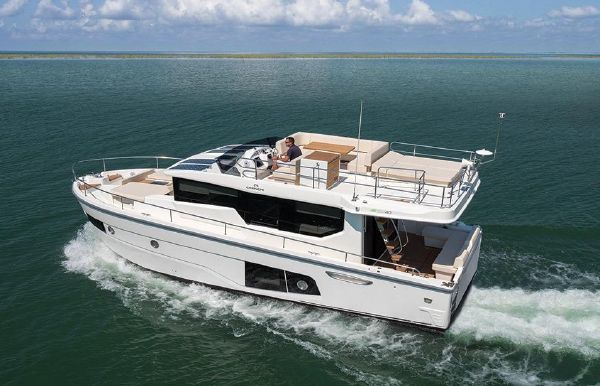 2017 Cranchi Eco Trawler 40 Long Distance