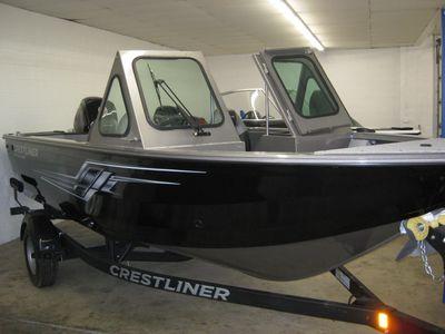 2019 Crestliner<span>1850 Commander</span>