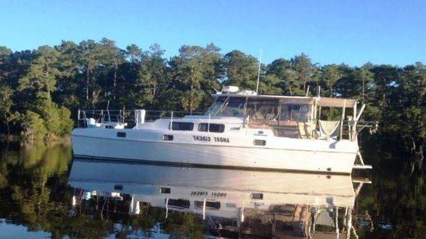 Endeavour Trawler Cat 36