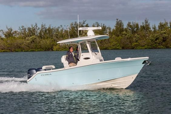 Cobia 240 Center Console - main image
