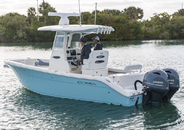 Cobia 240 Center Console image