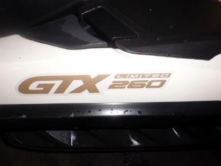 Sea-Doo GTX Limited 260 image