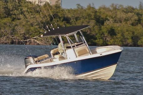 Cobia 237 Center Console - main image