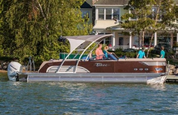 2020 Tahoe Pontoon Vision Elite Windshield 27'