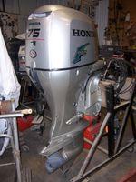 Honda BF75DKLRTA
